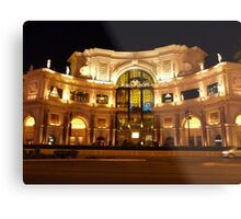 Forum Shops Metal Print