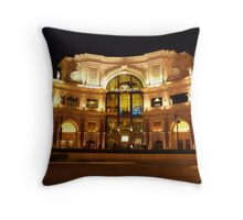 Forum Shops Throw Pillow