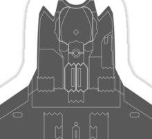 Lockheed F-35B Lightning II (Dark) Sticker