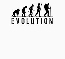 Funny Evolution of Hiking T-Shirt
