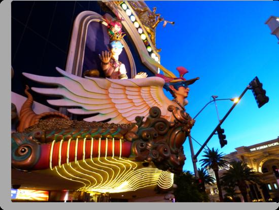 Harrahs Vegas by FangFeatures