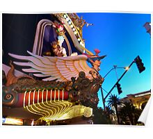 Harrahs Vegas Poster