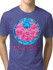 SHADOWS Tri-blend T-Shirt