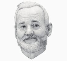 Bill Murray by penwork
