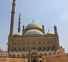 Muhammad Ali Mosque of Cairo by Dave Austin