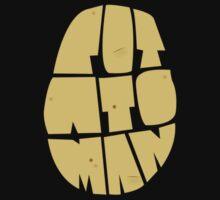 Potato Man by creativecamart
