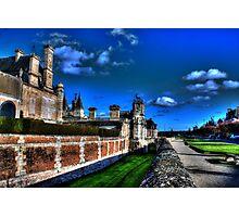 Chateau d'Anet Vibrant #1 Photographic Print