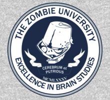 Zombie University by Chronotaku