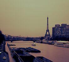 Paris Silver Dawn by Grimm Land
