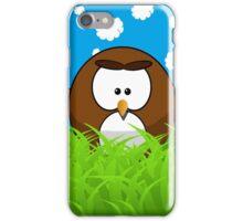 Cute cartoon bird iPhone Case/Skin