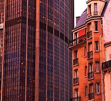 Paris Tour Montparnasse #2 by Grimm Land