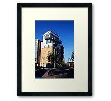 Leith Home Framed Print