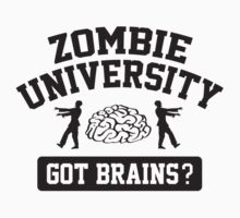 Zombie University by BrightDesign