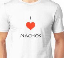 I Love Nachos T-Shirt Unisex T-Shirt