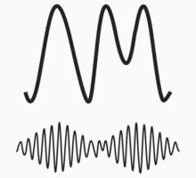 Arctic Monkeys - AM Black by Ollie Vanes