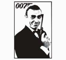 James Bond by seanlar94