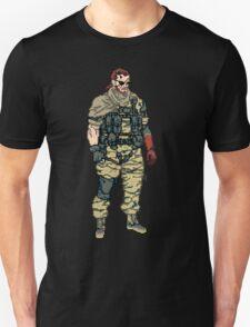 Venom Pixel Unisex T-Shirt