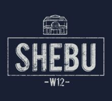 SHEBU Vintage White Kids Clothes