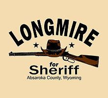 Longmire For Sheriff by pixhunter