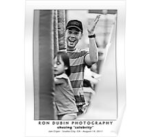 Jon Cryer - Smile and Wave Poster