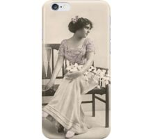Vintage Spring Fashion iPhone case iPhone Case/Skin
