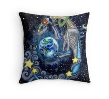 World Eater Throw Pillow