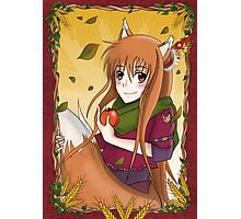 "Horo ""Spice & Wolf"" Photographic Print"