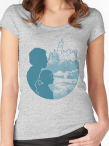 Survivors (Alternate) Women's Fitted Scoop T-Shirt