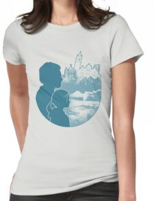 Survivors (Alternate) Womens Fitted T-Shirt