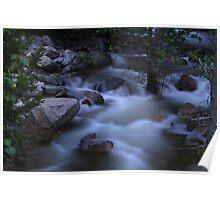 Merced River - Yosemite Poster