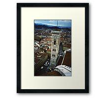 Giotto's - Lomo Framed Print