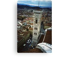 Giotto's - Lomo Canvas Print