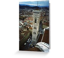 Giotto's - Lomo Greeting Card