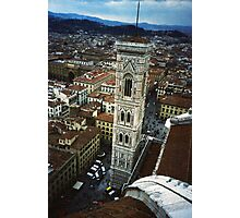 Giotto's - Lomo Photographic Print