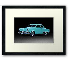 1952 Studebaker Champion Framed Print