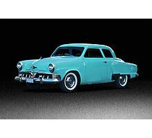 1952 Studebaker Champion Photographic Print