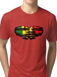 MarleyFists Tri-blend T-Shirt