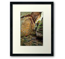 Cuyahoga National Valley, The Ledges 3 Framed Print