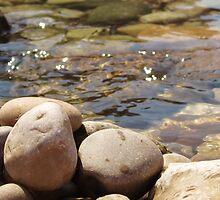 Summer Rocks by AmorphousArt
