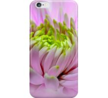 Pink Blossom Flower iPhone Case/Skin