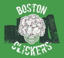 Boston Clickers One Piece - Short Sleeve