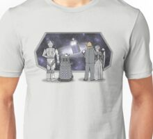The Doctor Srikes Back Unisex T-Shirt