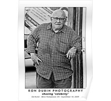 Ed Asner - Give Me A Minute Poster
