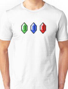 rupees (the legend of zelda) Unisex T-Shirt