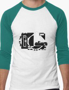 Photographer design Men's Baseball ¾ T-Shirt