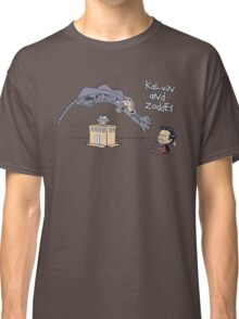 Kal-vin and Zoddes Classic T-Shirt