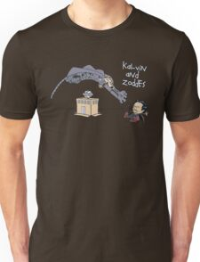 Kal-vin and Zoddes Unisex T-Shirt