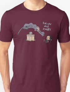 Kal-vin and Zoddes Unisex T-Shirt