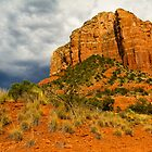 Sedona Monsoon by BGSPhoto