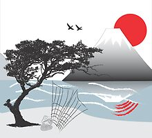 Fishing net by BKMillerDesigns